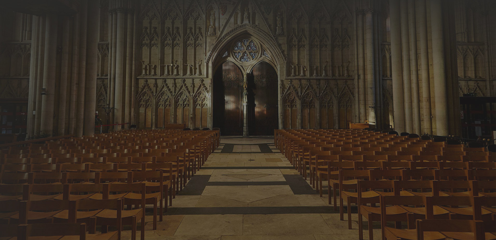 Silence in the Minster