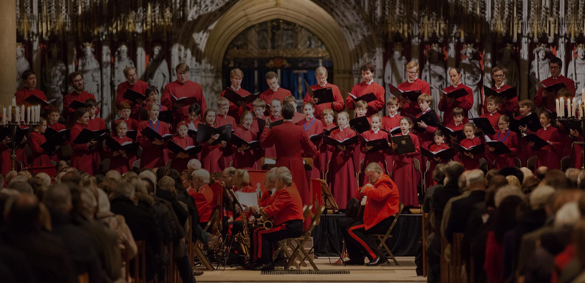 York Minster Carol Concerts