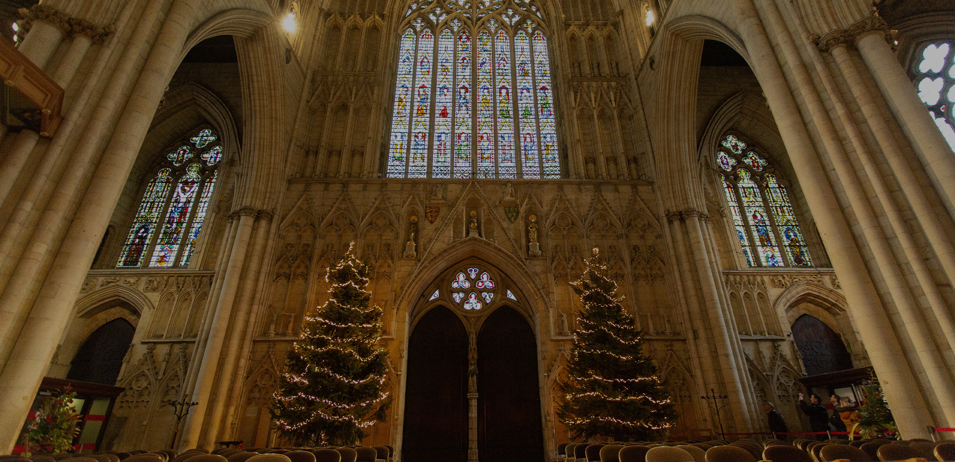 Christmas Day with York Minster