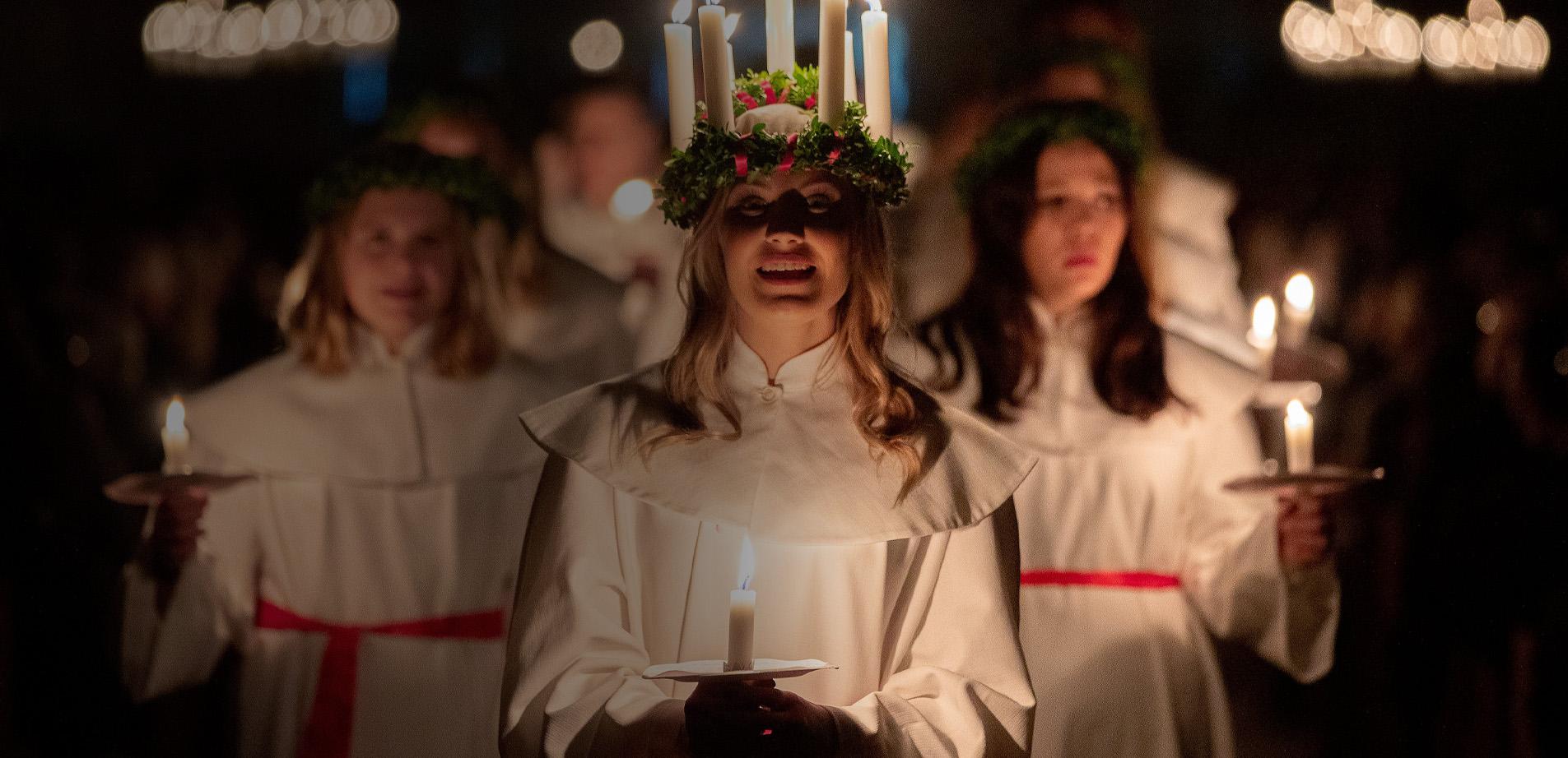Sankta Lucia: Festival of Light